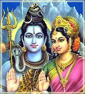 Shiva i Parvati